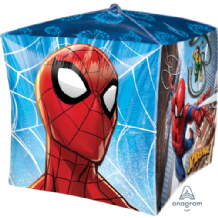 "Spider-Man Cubez Balloon (15"") 1pc"